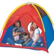 Childrens dome tent